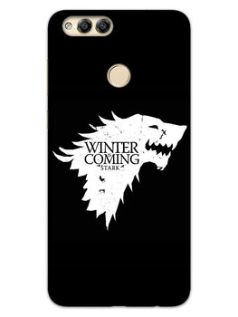 Winter Wolf Honor 7X Mobile Cover Case