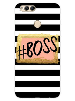 The Boss Honor 7X Mobile Cover Case