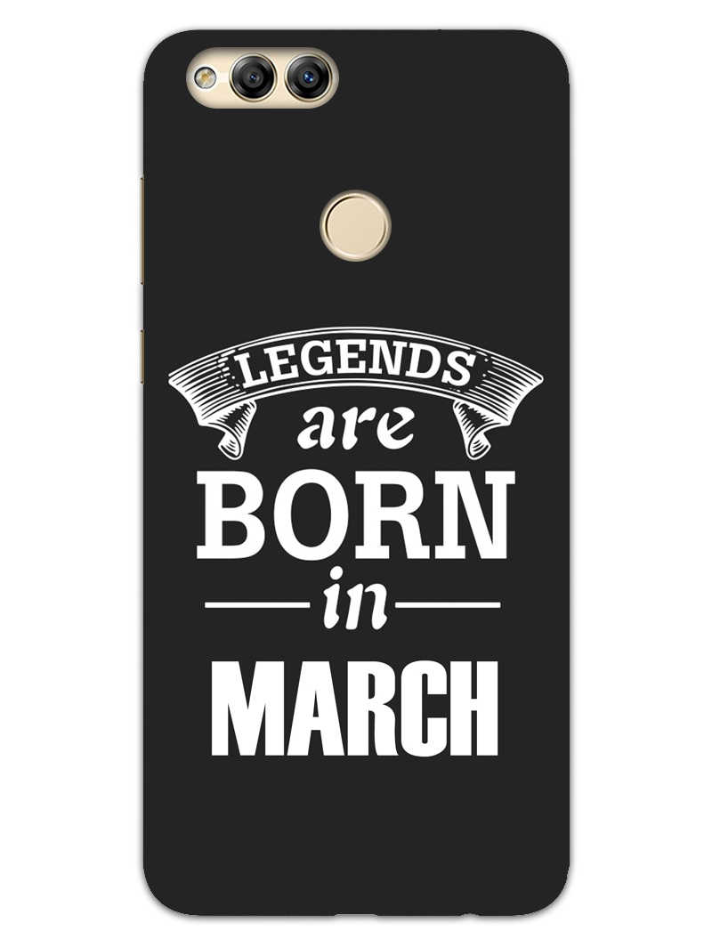 Legends March Honor 7X Mobile Cover Case