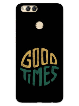 Good Times Happy Days Honor 7X Mobile Cover Case