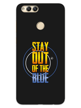 Unexpected Event Pub G Quote Honor 7X Mobile Cover Case