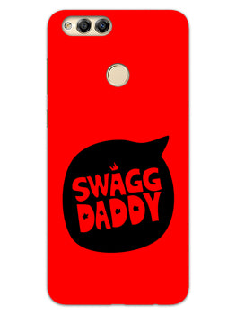 Swag Daddy Desi Swag Honor 7X Mobile Cover Case