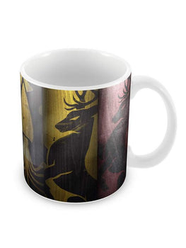 House Sigils Ceramic Coffee Mug