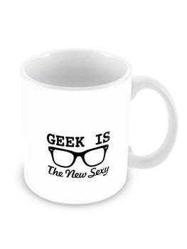 Geek Is Sexy Ceramic Coffee Mug