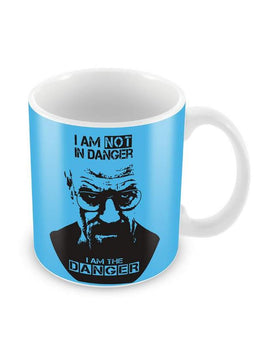 I Am Danger Ceramic Coffee Mug