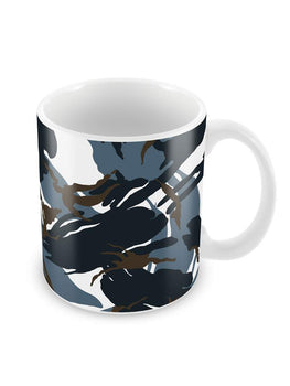 Camouflage Army Military Ceramic Coffee Mug