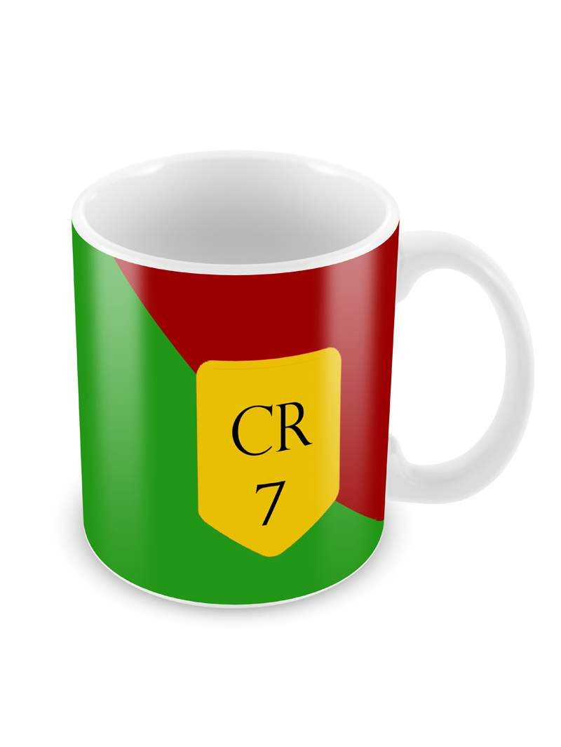 CR7  Ceramic Coffee Mug