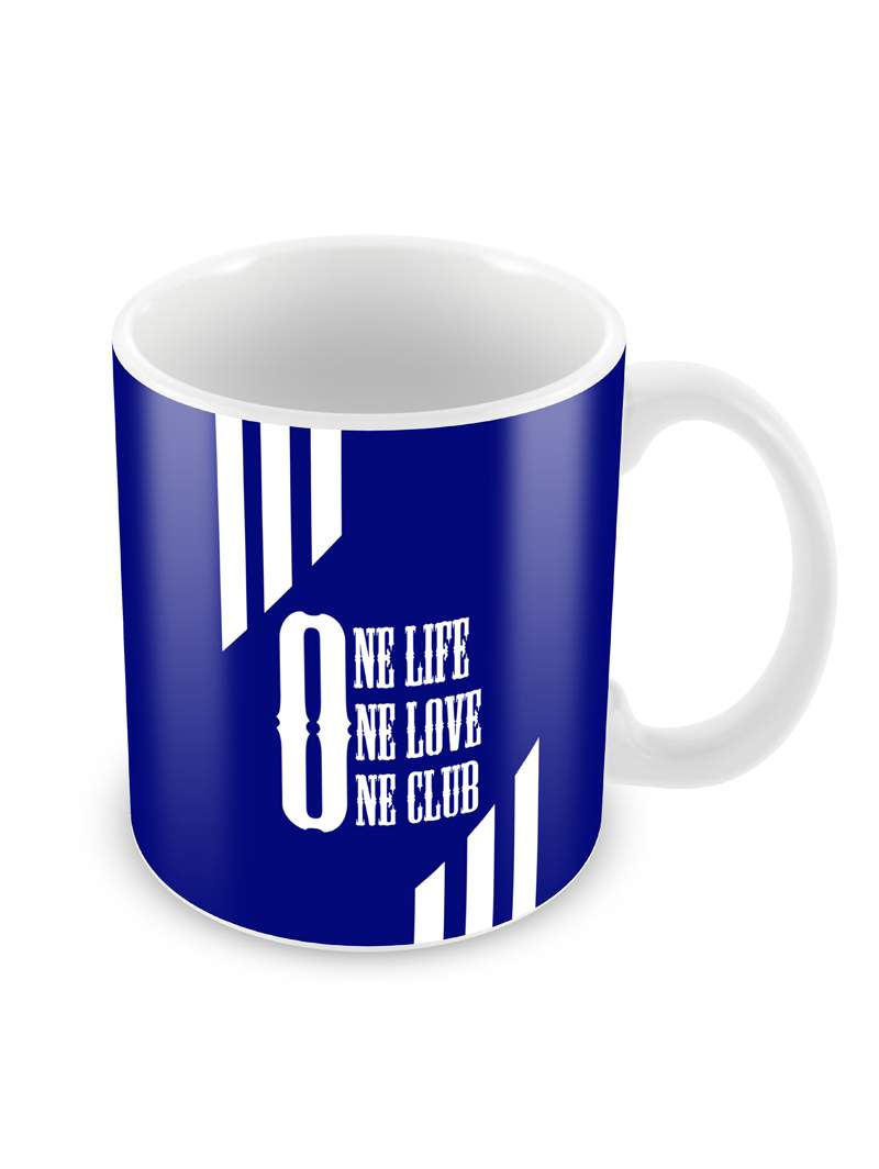 One Life One Love Ceramic Coffee Mug
