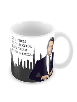 Harvey Specter Ceramic Coffee Mug