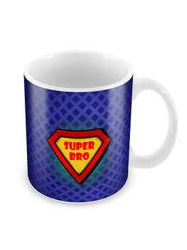 Super Brother Ceramic Coffee Mug