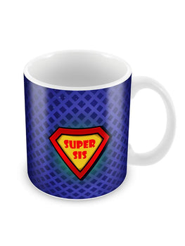 Super Sister Ceramic Coffee Mug