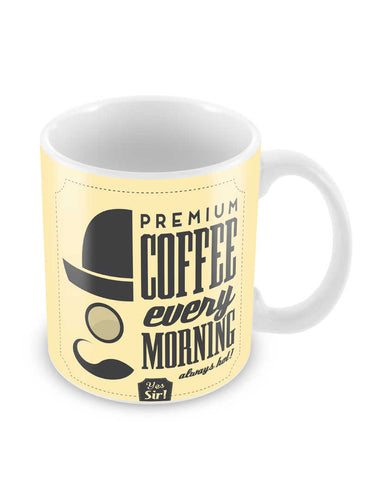 Premium Coffee Ceramic Coffee Mug