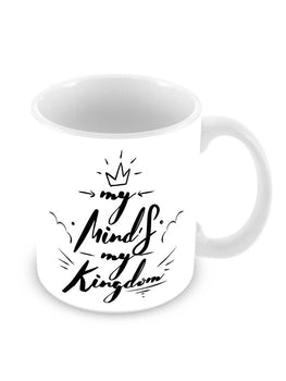 My Kingdom Ceramic Coffee Mug