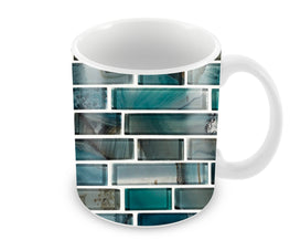 Marble Wall Pattern So Classy Ceramic Coffee Mug