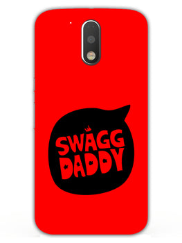 Swag Daddy Desi Swag Moto G4 Plus Mobile Cover Case