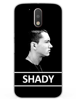 Slim Shady Moto G4 Plus Mobile Cover Case