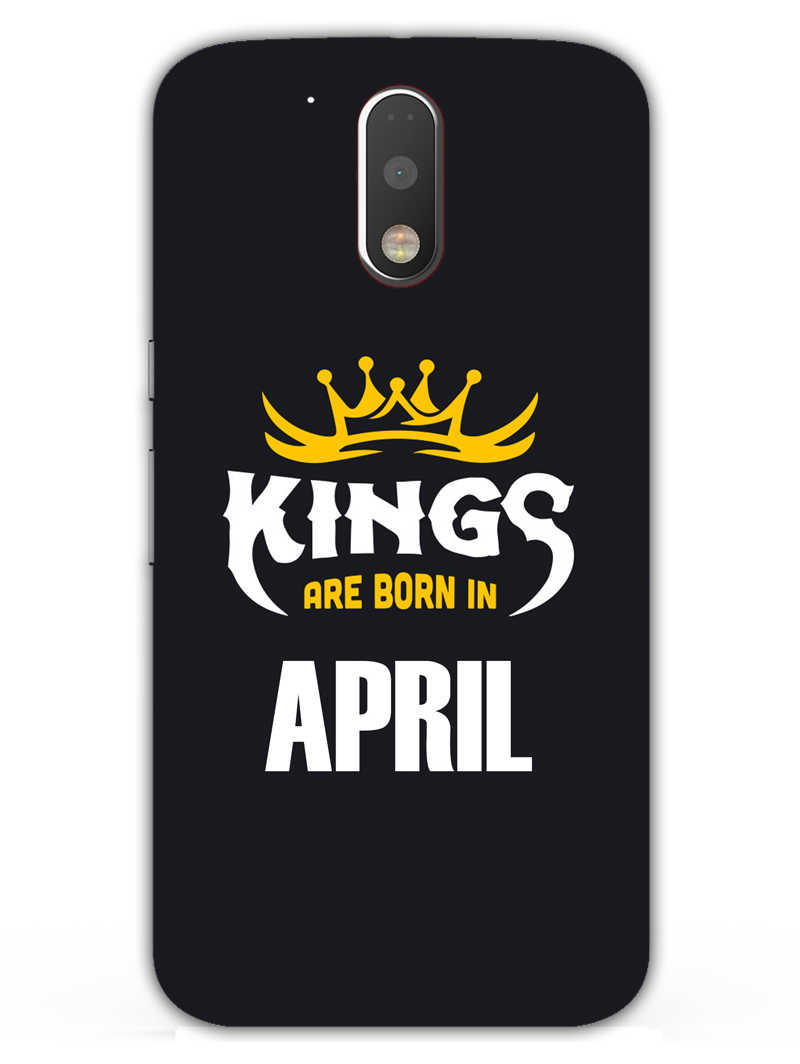 Kings April - Narcissist Moto G4  Mobile Cover Case