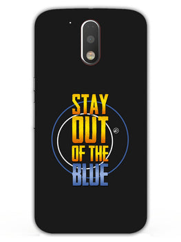 Unexpected Event Pub G Quote Moto G4 Mobile Cover Case