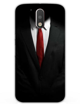 Suit Up Moto G4  Mobile Cover Case