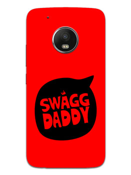 Swag Daddy Desi Swag Moto G5 Plus Mobile Cover Case