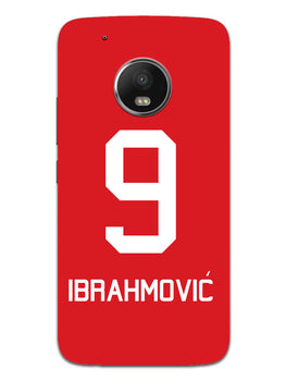Ibrahimovi? Moto G5 Plus Mobile Cover Case