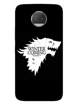 Winter Is Coming Moto G5S Plus Mobile Cover Case