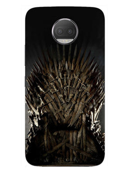 The Iron Throne Moto G5S Plus Mobile Cover Case