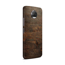 Wooden Wall Moto G5S Plus Mobile Cover Case
