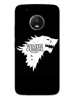 Winter Is Coming Moto G5 Mobile Cover Case