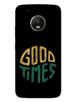 Good Times Happy Days Moto G5 Mobile Cover Case