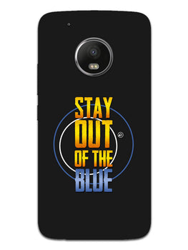 Unexpected Event Pub G Quote Moto G5 Mobile Cover Case