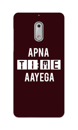 Apna Time Aayega Movie Lovers Nokia 6 Mobile Cover Case