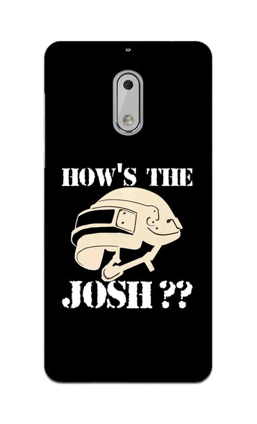 Hows The Josh For Game Lovers Nokia 6 Mobile Cover Case