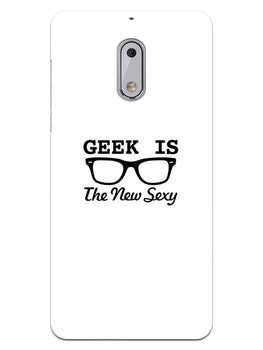 Geek Is Sexy Nokia 6 Mobile Cover Case