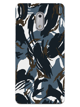Camouflage Army Military Nokia 6 Mobile Cover Case