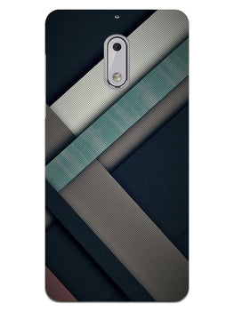 Industrial Pattern Nokia 6 Mobile Cover Case
