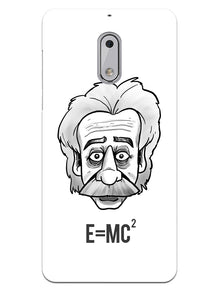 Einstein Equation Nokia 6 Mobile Cover Case