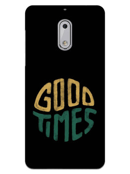 Good Times Happy Days Nokia 6 Mobile Cover Case