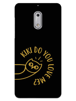 Cute Owl Pub G Nokia 6 Mobile Cover Case