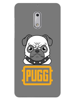 Cute Pub G Dog Lovers Nokia 6 Mobile Cover Case