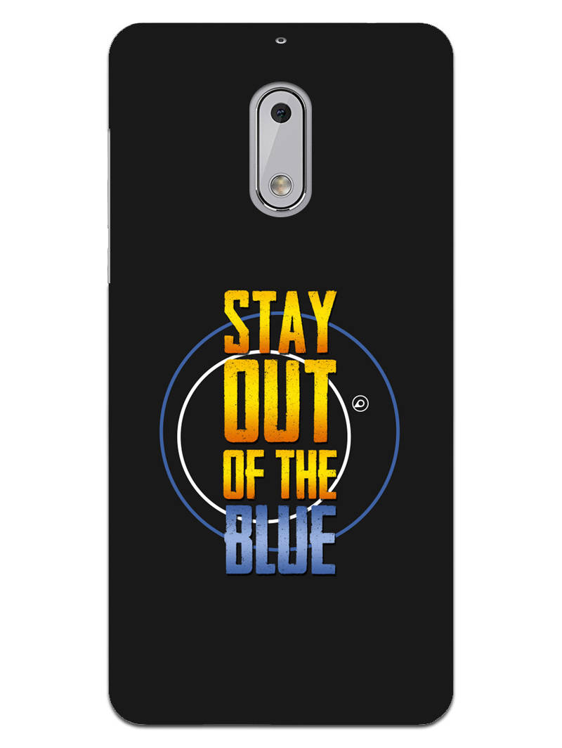 Unexpected Event Pub G Quote Nokia 6 Mobile Cover Case