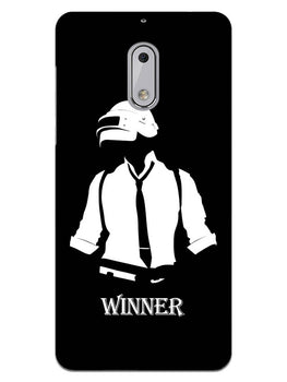Winner Pub G Game Lover Nokia 6 Mobile Cover Case