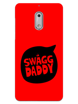Swag Daddy Desi Swag Nokia 6 Mobile Cover Case