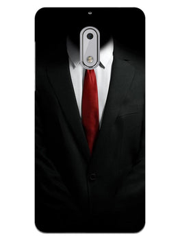 Suit Up Nokia 6 Mobile Cover Case