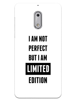 I Am Limited Edition Nokia 6 Mobile Cover Case