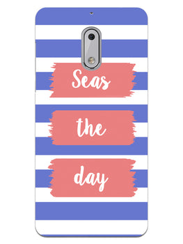 Seas The Day Nokia 6 Mobile Cover Case