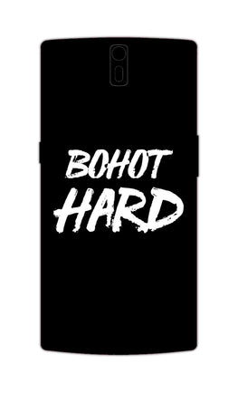 Bohot Hard Movie Lovers OnePlus 1 Mobile Cover Case