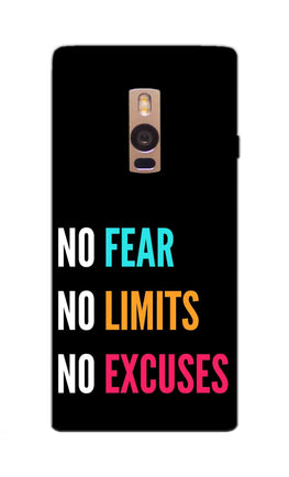 Think Outside The Box Motivation Quote OnePlus 2 Mobile Cover Case