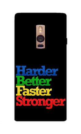 High On Life Motivation Quote OnePlus 2 Mobile Cover Case
