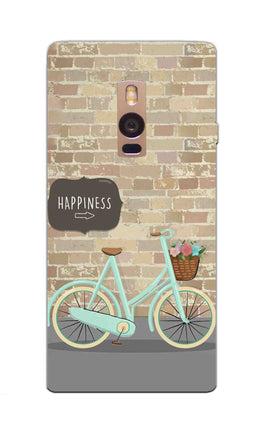 Enjoy The Ride With Bycycle OnePlus 2 Mobile Cover Case